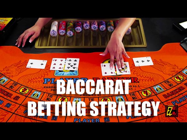 Baccarat Betting Strategy PDF